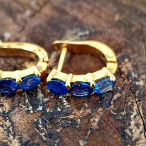Natural Ceylon Blue Sapphires