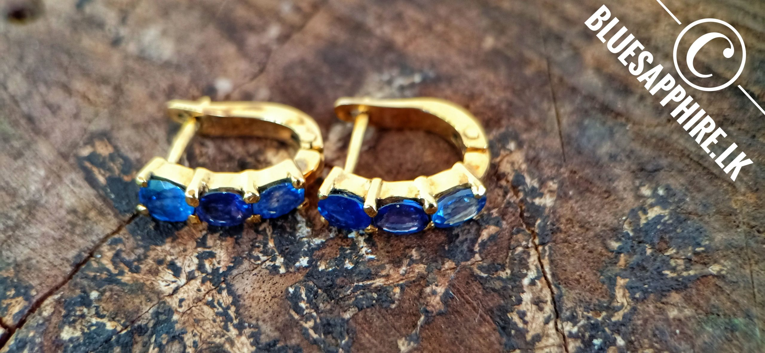 Natural Ceylon Blue Sapphires