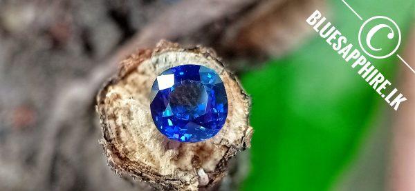 Color Change Blue Sapphire