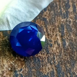 Natural Ceylon Royal Blue Sapphire