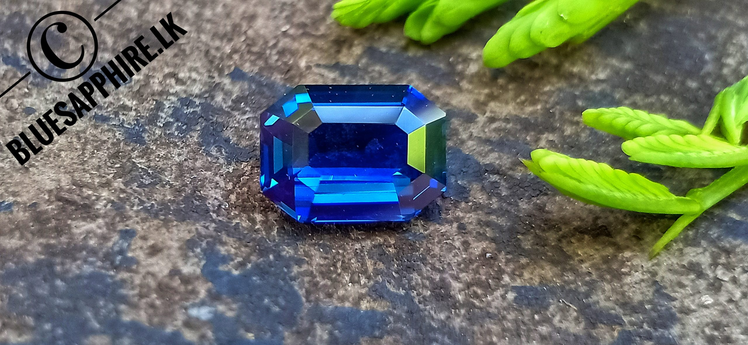 Blue Sapphire Ceylon Royal