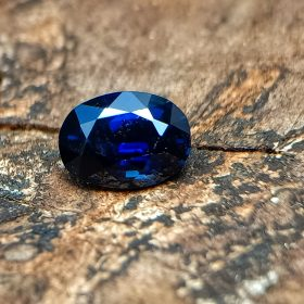 Blue Sapphire Vivid Royal Blue