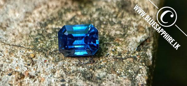 Greenish Blue Sapphire