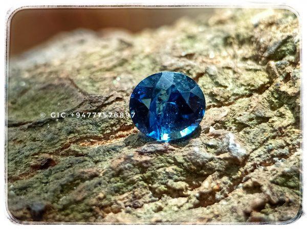 Vivid Royal Blue Sapphire